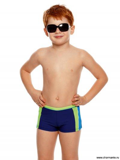 Купить Плавки-шорты для мальчиков BX 141809, Charmante, мультиколор