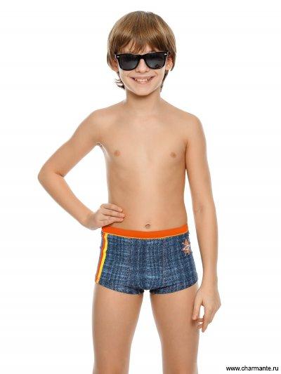Купить Плавки-шорты для мальчиков BXA 121808, Charmante, мультиколор