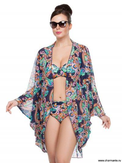 Купить Туника пляжная для женщин WT251807, Charmante, мультиколор