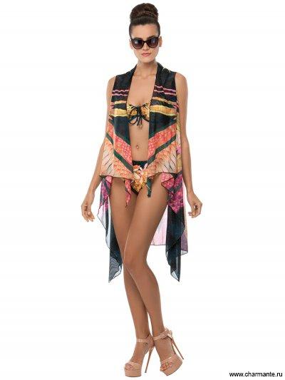 Купить Туника пляжная для женщин WT081808, Charmante, мультиколор