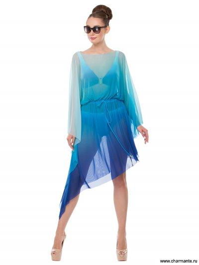 Купить Туника пляжная для женщин WT231805, Charmante, мультиколор