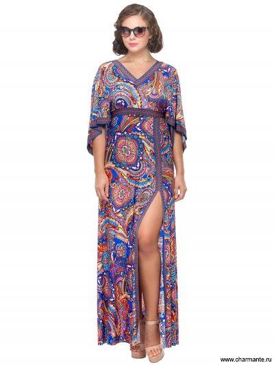 Купить Платье пляжное для женщин WQ 071807 LG Elbertina, Charmante, мультиколор