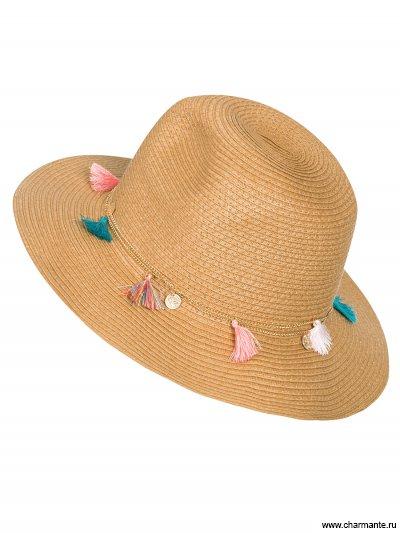 Купить Шляпа женская HWHS1823, Charmante, темно-бежевый