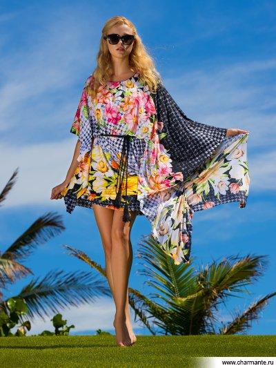 туника пляжная для женщин WT 061807 LG Lavernia