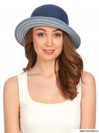 Купить Шляпа женская HWHS 1940, Charmante, синий