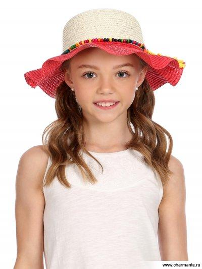 Купить Шляпа детская HGHS 1919, Charmante, розовый