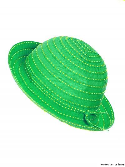 Купить Шляпа детская HGAT 1902, Charmante, зеленый/жёлтый