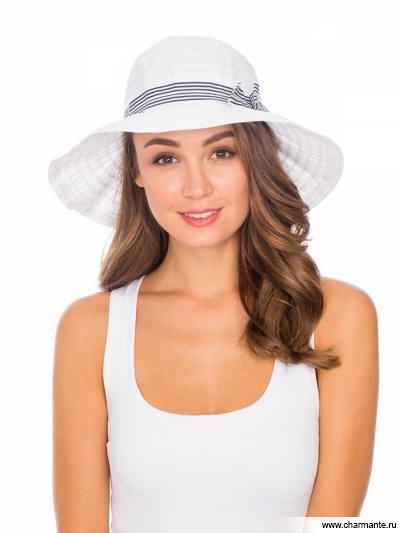 Купить Шляпа женская HWAT 1971, Charmante, белый